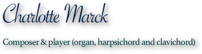 Charlotte Marck
